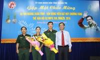 Tỉnh Quảng Trị chúc mừng xạ thủ Hoàng Xuân Vinh
