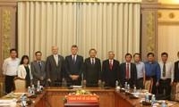 Thành phố Hồ Chí Minh và ADB hợp tác đảm bảo tiến độ dự án giao thông và cấp nước