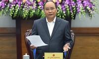 Chính phủ thảo luận về giải pháp kinh tế-xã hội 2017