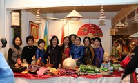 Việt Nam tham gia hội chợ từ thiện thường niên tại Ukraine