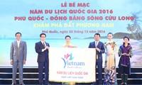 """Bế mạc """"Năm Du lịch quốc gia 2016 - Phú Quốc - Đồng bằng sông Cửu Long"""""""