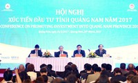 Thủ tướng dự Hội nghị xúc tiến đầu tư tỉnh Quảng Nam
