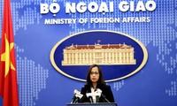 Việt Nam giải quyết các vấn đề tranh chấp Biển Đông trên cơ sở luật pháp quốc tế