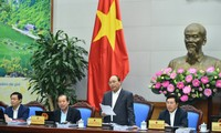 Nghị quyết phiên họp Chính phủ chuyên đề xây dựng pháp luật tháng 4/2017