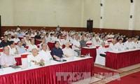 Ban Bí thư Trung ương Đảng gặp mặt cán bộ cấp cao nghỉ công tác, nghỉ hưu