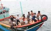 แหธารน้ำใจคือกิจกรรมสังคมของสหพันธ์แรงงานเวียดนาม