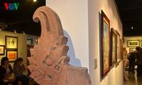 งานนิทรรศการวัฒนธรรมและศิลปะไทย-เวียด