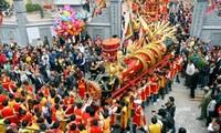 งานเทศกาลวสันต์ฤดูในทั่วประเทศ