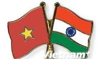 การประชุมทาบทามความคิดเห็นทางการเมืองระดับร.ม.ช.ต่างประเทศเวียดนาม-อินเดีย