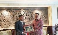 อินโดนีเซียมีนโยบายให้ความสนใจเป็นอันดับต้นๆในความสัมพันธ์กับเวียดนาม