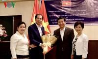 Giao lưu đoàn kết hữu nghị Việt Nam - Lào tại Nhật Bản