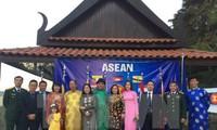 Kỷ niệm 50 năm thành lập ASEAN tại Brazil