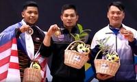 SEA Games 29: Đoàn thể thao Việt Nam giữ vững vị trí thứ 3