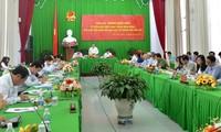 Phó Chủ tịch Quốc hội Phùng Quốc Hiển: Cần đẩy mạnh liên kết vùng ở Đồng bằng sông Cửu Long