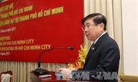 Thành phố Hồ Chí Minh kết nối kêu gọi đầu tư nước ngoài
