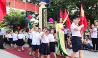 Ngày hội Toàn dân đưa trẻ đến trường