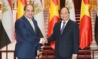 Ai Cập mong muốn tăng cường hợp tác với Việt Nam trên nhiều lĩnh vực