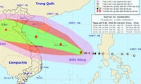 Chủ động theo dõi, ứng phó với bão Doksuri – cơn bão lớn nhất trong nhiều năm