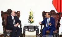 Việt Nam và Azerbaijan thúc đẩy quan hệ hợp tác đi vào chiều sâu