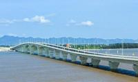Dự án Tân Vũ - Lạch Huyện góp phần phát triển kinh tế phía Bắc