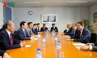 Lãnh đạo EU khẳng định coi trọng Hiệp định EVFTA với Việt Nam