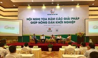 Tọa đàm về các giải pháp giúp nông dân khởi nghiệp