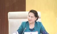 Ủy ban Thường vụ Quốc hội chuẩn bị cho kỳ họp thứ 4