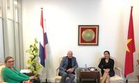 Tổ chức PUM Hà Lan coi Việt Nam là trọng tâm ưu tiên trong năm 2017-2018