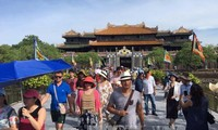 Thừa Thiên - Huế đón hơn 1 triệu lượt du khách quốc tế