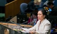 Việt Nam cam kết hợp tác với Liên hợp quốc tăng cường pháp quyền