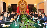 Việt Nam và Trung Quốc nhất trí tăng cường hợp tác trên nhiều lĩnh vực