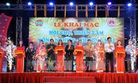 Hội chợ, triển lãm nông nghiệp - thương mại các tỉnh Trung du và miền núi phía Bắc