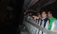 Thủ tướng Nguyễn Xuân Phúc chỉ đạo khắc phục hậu quả bão lũ tại  Quảng Nam