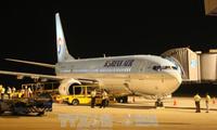 40 tấn hàng viện trợ của Liên bang Nga đã đến sân bay Cam Ranh
