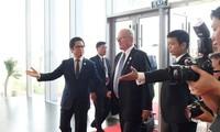 Lãnh đạo các nền kinh tế APEC tham dự và phát biểu tại CEO Summit 2017
