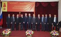 Việt Nam trao tặng Huân chương Hữu nghị cho Lãnh đạo Cơ quan An ninh  Nga