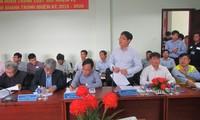 Phó thủ tướng Trịnh Đình Dũng làm việc với lãnh đạo tỉnh Bình Thuận