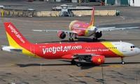Hãng hàng không Vietjet mở 2 đường bay tới Thái Lan