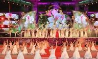 Lễ hội hoa Ban tỉnh Điện Biên khai mạc vào tối 17/3