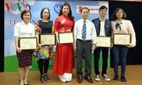 Giải thưởng Báo chí về trẻ em: Đài Tiếng nói Việt Nam đạt thành tích cao
