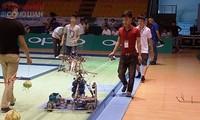 Khai mạc Vòng chung kết Robocon Việt Nam năm 2018