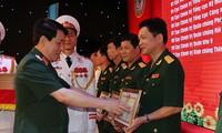 """Trao Giải thưởng """"Tuổi trẻ sáng tạo trong Quân đội"""" lần thứ XVIII"""