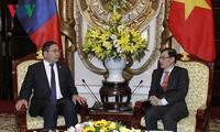 Việt Nam-Mông Cổ tăng cường hợp tác trên nhiều lĩnh vực