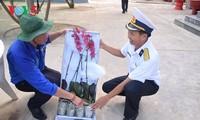 Phan Thanh Sang- Thanh niên tiêu biểu ươm mầm xanh biển đảo quê hương