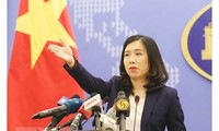 Kiên quyết phản đối các hành động xâm phạm chủ quyền của Việt Nam ở Hoàng Sa và Trường Sa