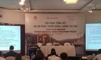 REDP viện trợ ODA cho Việt Nam hơn 204 triệu USD