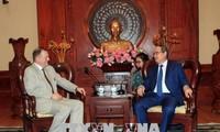 Tăng cường giao lưu, hợp tác giữa Thành phố Hồ Chí Minh và Saint Petersburg, Liên bang Nga