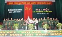 Ra mắt Hội hữu nghị Việt Nam - Campuchia quận Liên Chiểu