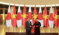 Vietnam, Japan agree to strengthen cooperation in various areas