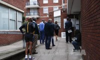 British voters go to polls amid tightened security